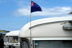Welcome to Whangateau Holiday Park – kiwi camping as it should be
