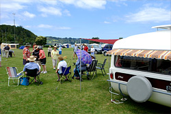 Whangateau holiday park is perfect for groups, motor homes, campervans, touring clubs, caravan rallies and school camps