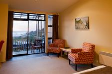 Punakaiki Resort Room