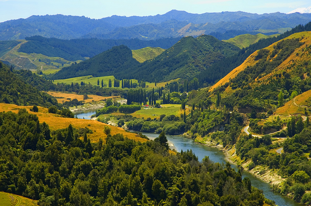 Whanganui River - Take a trip on a kayak